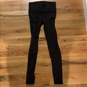 Lululemon stretchy yoga pants